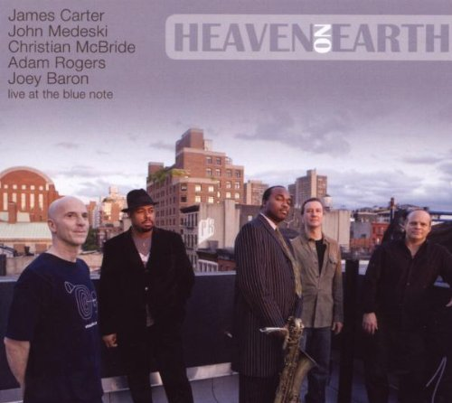 James & John Medeski Carter Heaven On Earth