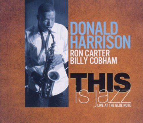 Donald With Ron Carte Harrison This Is Jazz