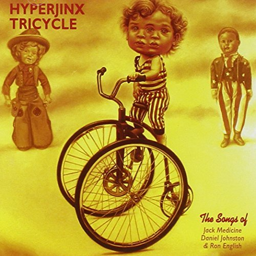 Johnston Hyperjinx Tricycle Daniel Johnson & Hyperjinx