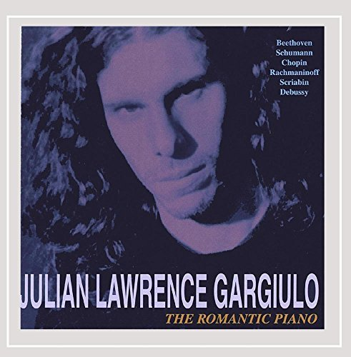 Julian Lawrence Gargiulo Romantic Piano