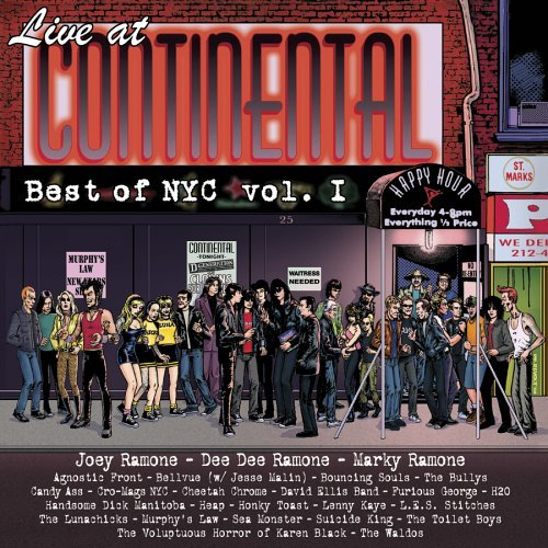 Live At Continental Best Of Ny Live At Continental Best Of Ny
