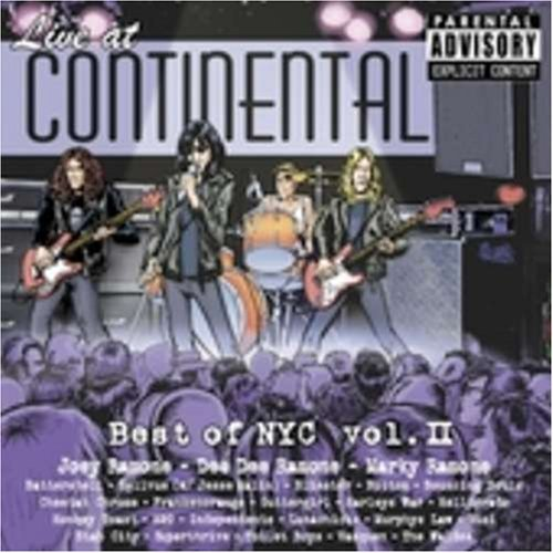 Live At Continental Best Of Ny Vol. 2 Live At Continental Bes Explicit Version
