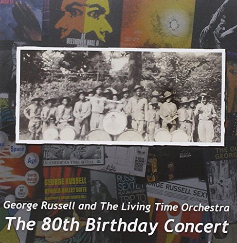 George & The Living Ti Russell 80th Birthday Concert