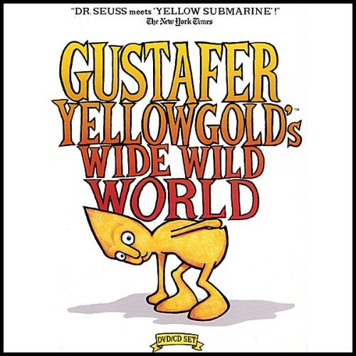 Gustafer Yellowgold Gustafer Yellowgold's Wide Wil Incl. CD