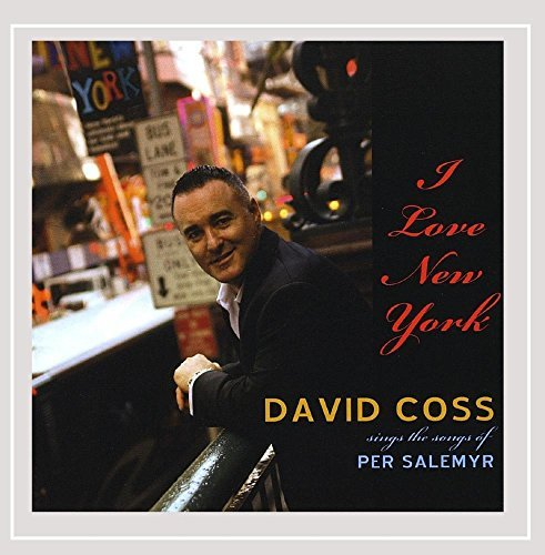 Coss David I Love New York