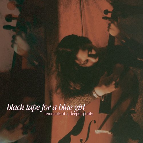 Black Tape For A Blue Girl Remnants Of A Deeper Purity 2 CD Set