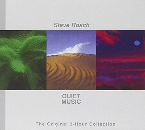 Steve Roach Quiet Music The Original 3