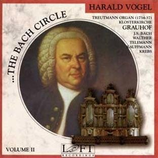 Harald Vogel Bach Circle Vol. 2 Vogel (org)
