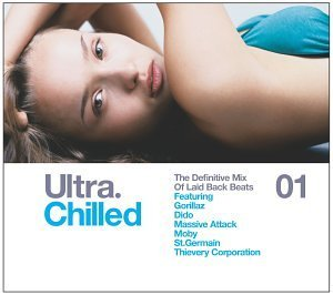 Ultra Chilled Vol. 1 Ultra Chilled 2 CD Set Ultra Chilled