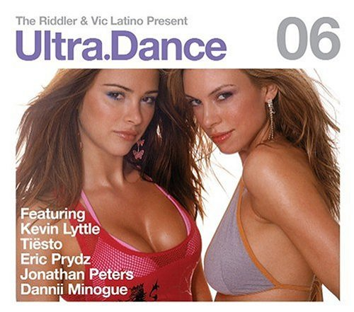 Ultra Dance Vol. 6 Ultra Dance Deep Dish Killers Danzel 2 CD Set