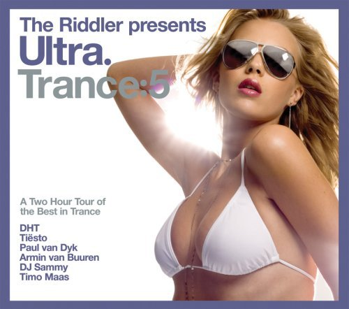 Ultra Trance Vol. 5 Ultra Trance 2 CD Set