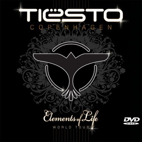 Tiesto Elements Of Life World Tour 2 DVD