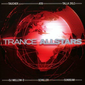 Trance Allstars Worldwide Feat. Atb 2 CD Set