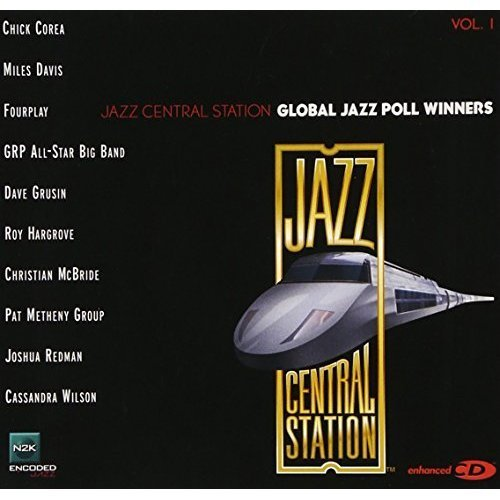 Jazz Central Station Global Jazz Poll Winners Enhanced CD