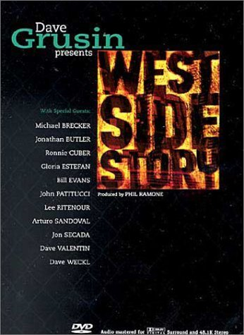 Dave Grusin West Side Story Feat. Evans Estefan Rittenour Secada Sandoval Butler