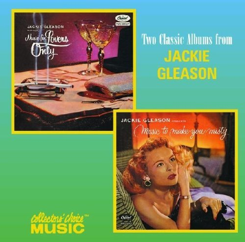 Jackie Gleason Music For Lovers Only Music To 2 On 1