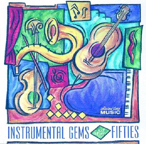 Instrumental Gems Of The 50 Instrumental Gems Of The 50's Karas Denny Dorsey Prado Faith 2 CD
