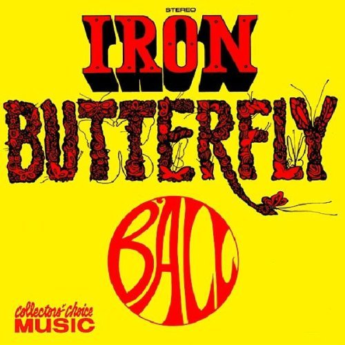 Iron Butterfly Ball Incl. Bonus Tracks