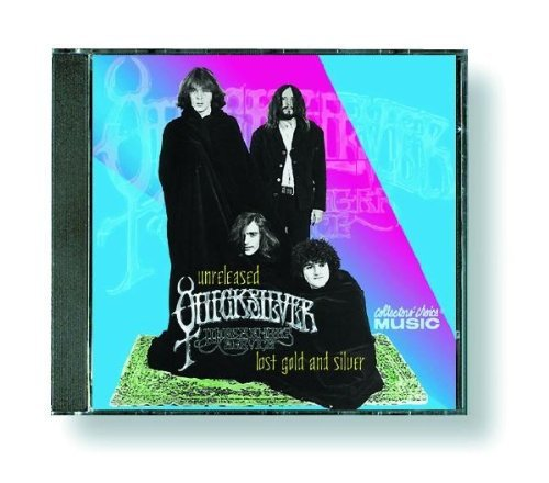 Quicksilver Messenger Service Lost Gold & Silver 2 CD Set
