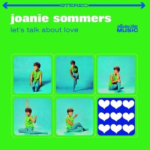 Joanie Sommers Let's Talk About Love