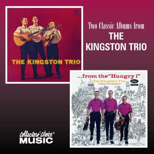 Kingston Trio Kingston Trio From The Hungry Incl. Bonus Track 2 On 1