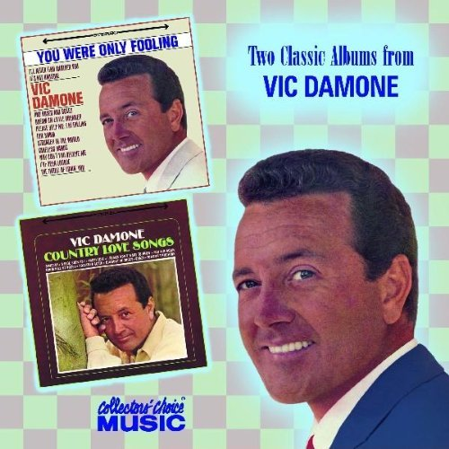 Vic Damone You Were Only Fooling Country 2 On 1