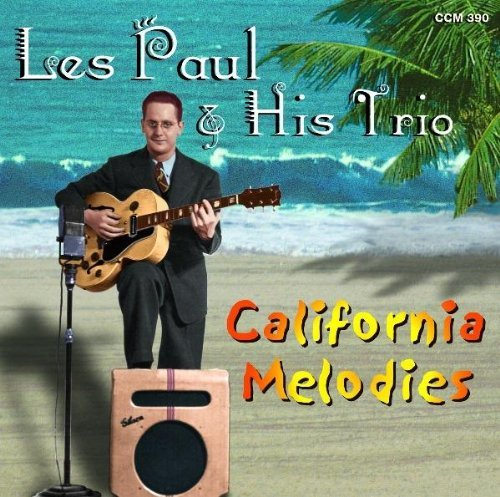 Paul Les & His Trio California Melodies