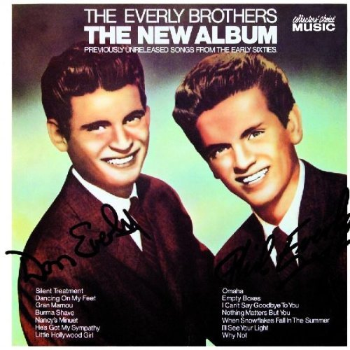Everly Brothers New Album