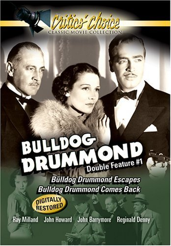 Bulldog Drummond Double Bulldog Drummond Double