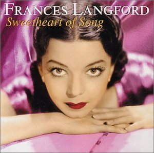 Frances Langford I'm In The Mood In Love