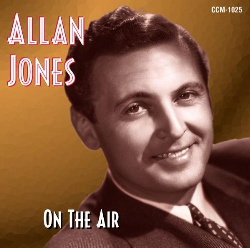Alan Jones Gentleman Of Song On The Air W
