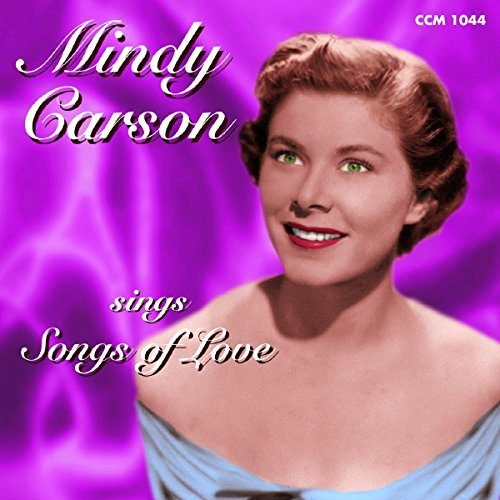 Mindy Carson Sings Songs Of Love