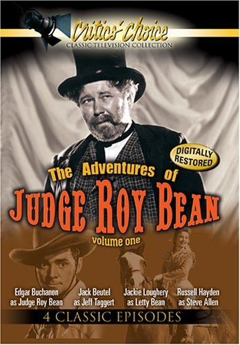 Adventures Of Judge Roy Bean Vol. 1
