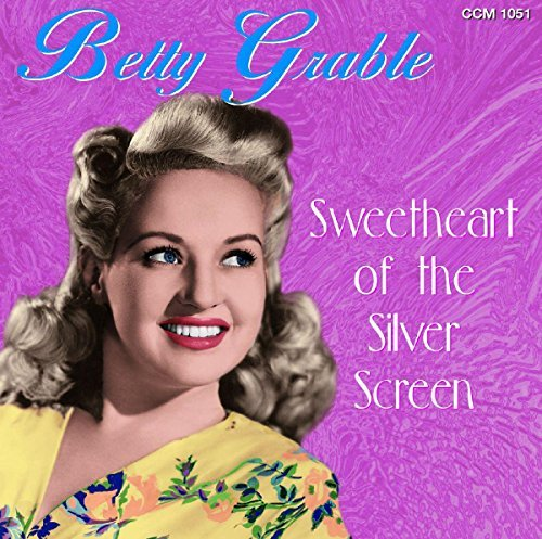 Betty Grable Sweetheart Of The Silver Scree
