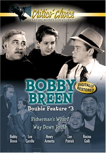 Bobby Breen Double Feature Vol. 3
