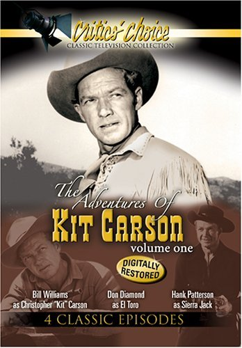 Adventures Of Kit Carson Vol. 1
