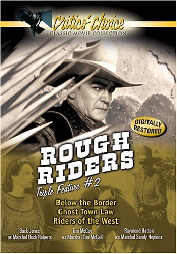 Rough Riders Triple Feature Vol. 2 Nr