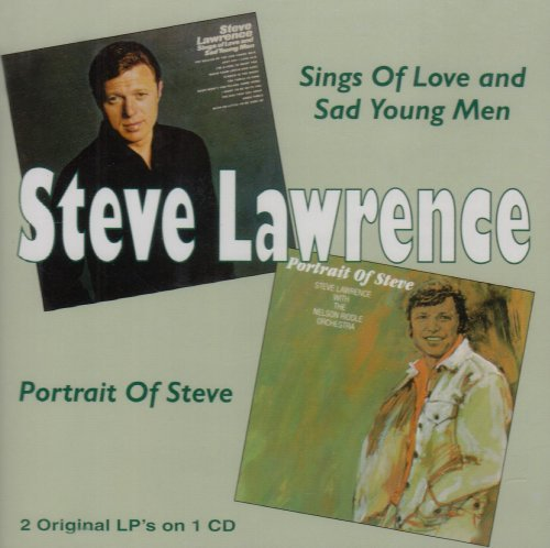 Steve Lawrence Sings Of Love & Sad Young Men