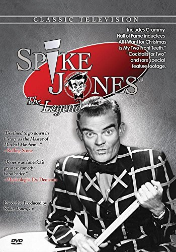 Spike Jones Spike Jones Legend Nr 3 DVD Incl. CD
