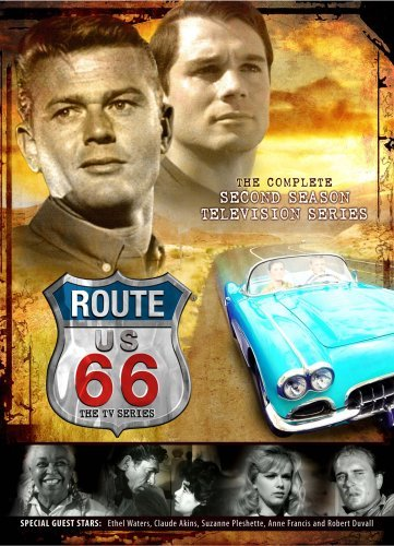 Route 66 Season 2 Nr 8 DVD