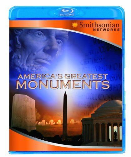 Washington D.C. America's Greatest Monuments Ws Blu Ray Tvg