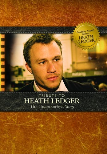 Tribute To Heath Ledger The U Tribute To Heath Ledger The U Nr