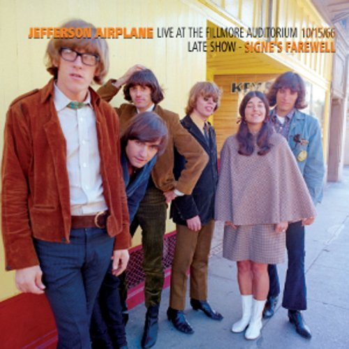 Jefferson Airplane Live At The Fillmore Auditoriu