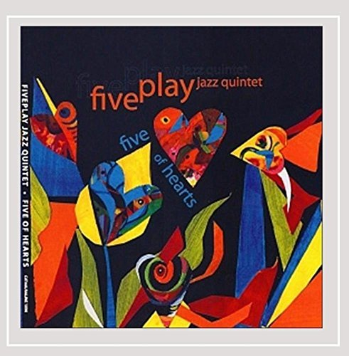 Fiveplay Jazz Quintet Five Of Hearts