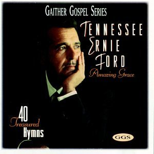 Tennessee Ernie Ford 40 Treasured Hymns 2 CD Set