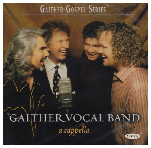 Gaither Vocal Band Cappella Enhanced CD