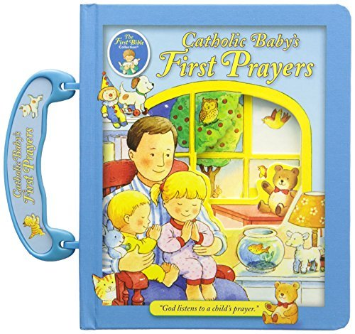 Regina Press Malhame & Company Catholic Baby's First Prayers