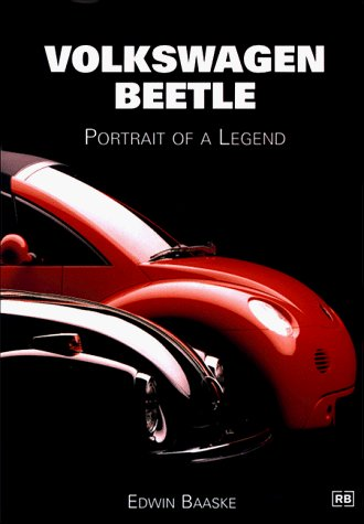 Edwin Baaske Volkswagon Beetle Portrait Of A Legend
