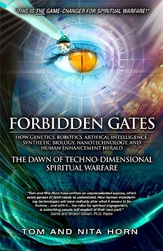Thomas Horn Forbidden Gates How Genetics Robotics Artificial Intelligence