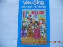 Pamela Conn Beall Wee Sing Around The World Book